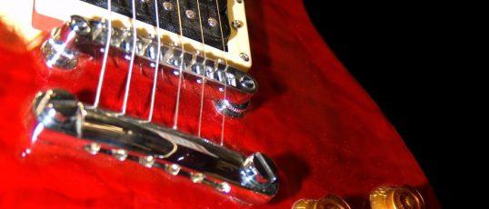 Sähkökitara — rock-musiikin paras kaveri